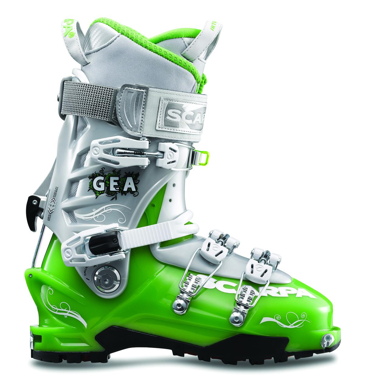 Scarpa Gea, Blister Gear Review