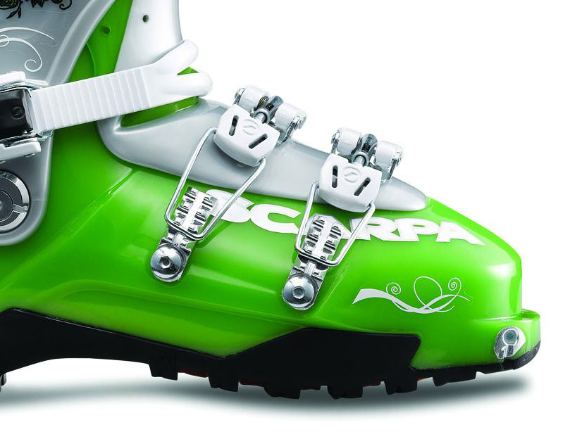 Scarpa Gea Reverse Buckles, Blister Gear Review