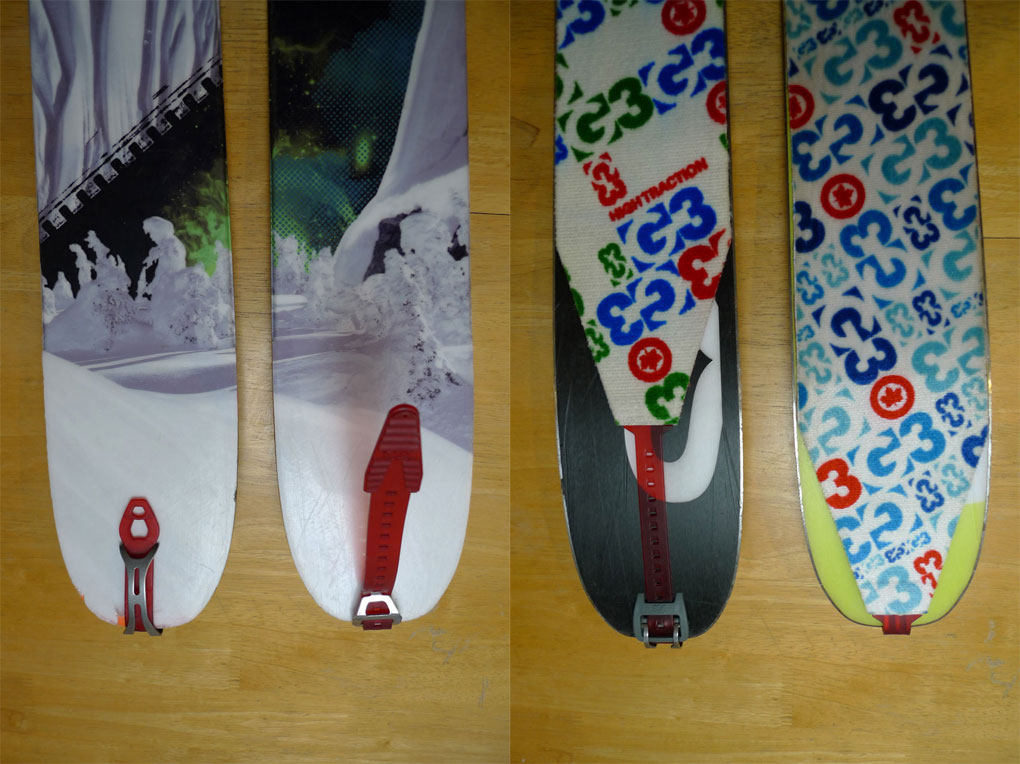 G3 Tail Attachments, Blister Gear Review