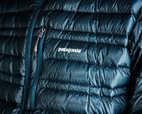 Patagonia Ultralight Down Hoody, Blister Gear Review