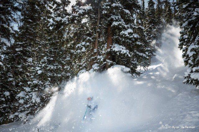 Garrett Altmann, Taos Ski Valley, Blister Gear Review