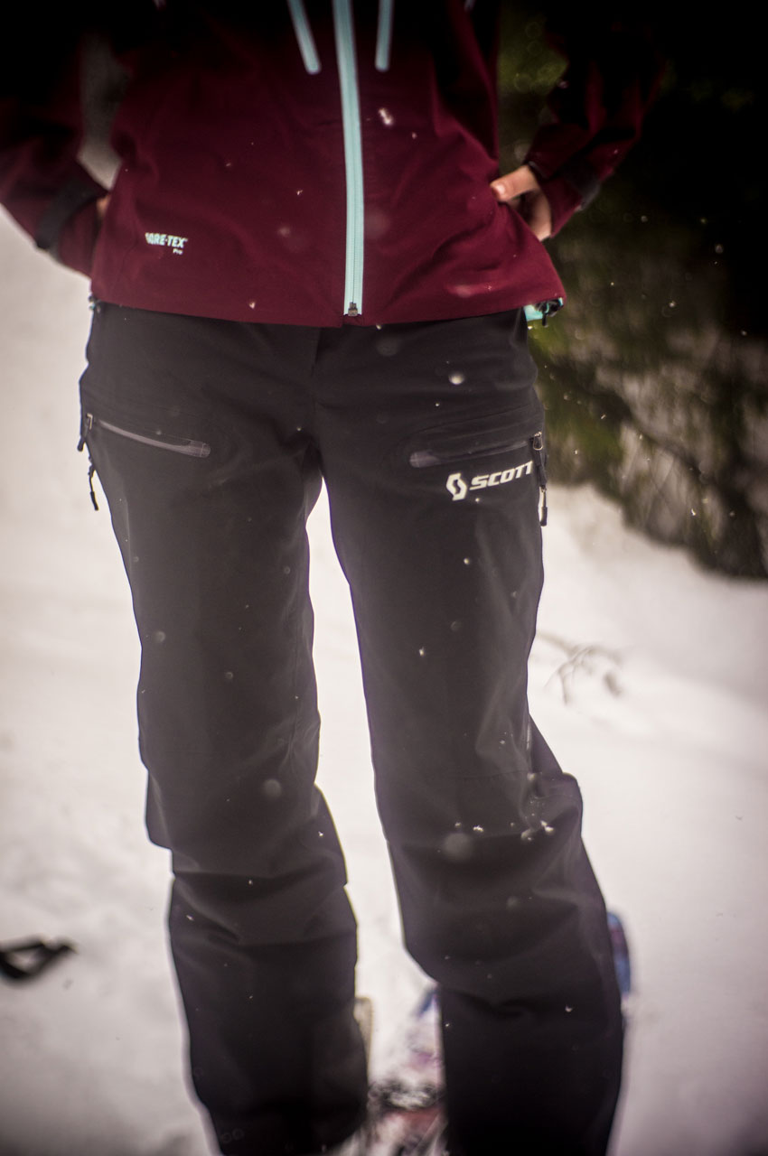 Scott Explorair Tech Women't Pant, Blister Gear Review