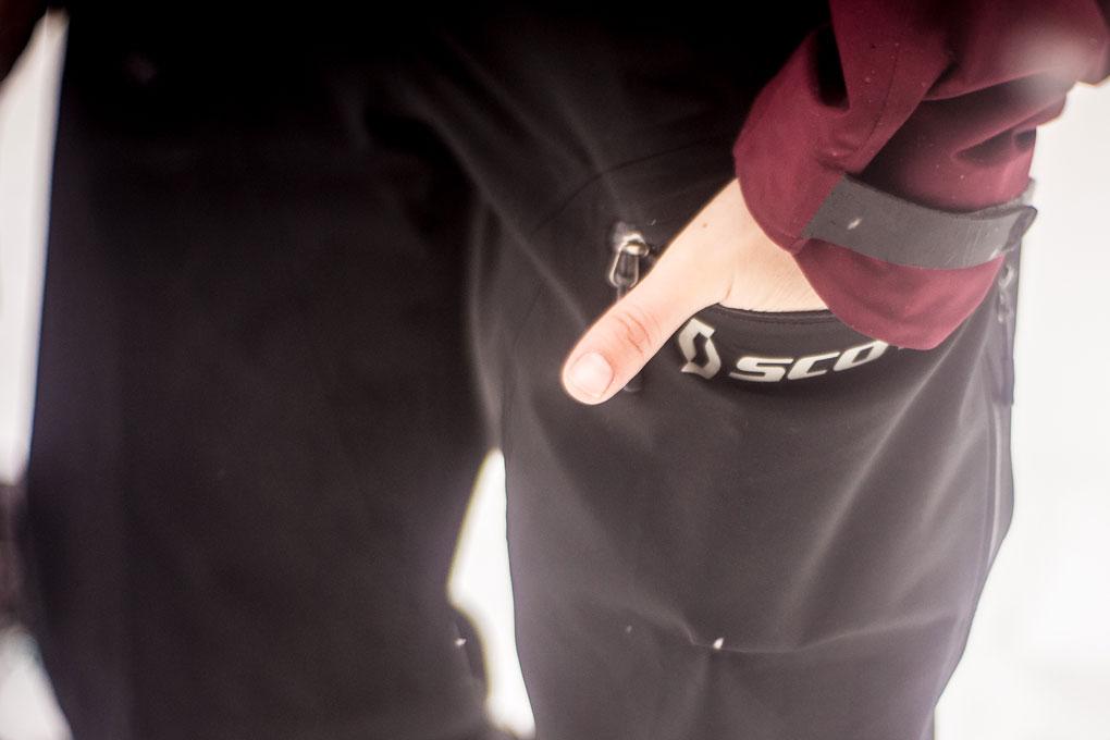 Scott Explorair Tech Women's Pant Pocket, Blister Gear Review