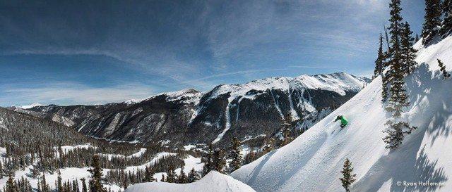 Jonathan Ellsworth, Taos Ski Valley, Blister Gear Review