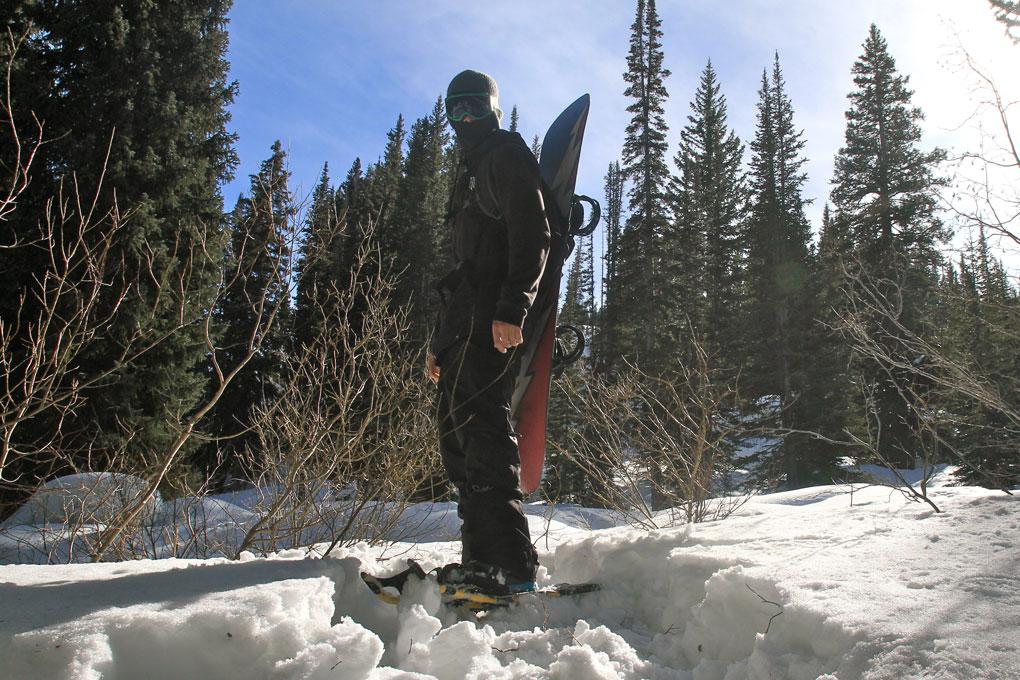 Zeppelin Zeerip, SnowXu Snowshoes, Blister Gear Review
