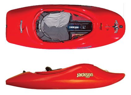 Jackson Kayak Rock Star M, Blister Gear Review