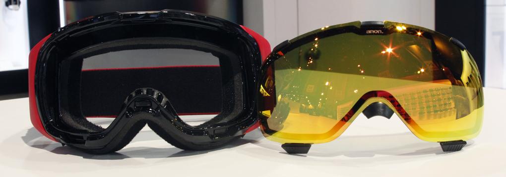 M1 Frame/Lens Interface