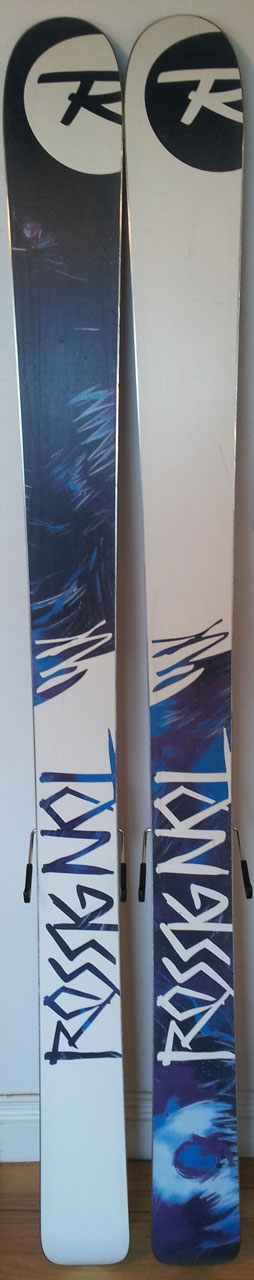 Rossignol Sickle - Bases, Blister Gear Review