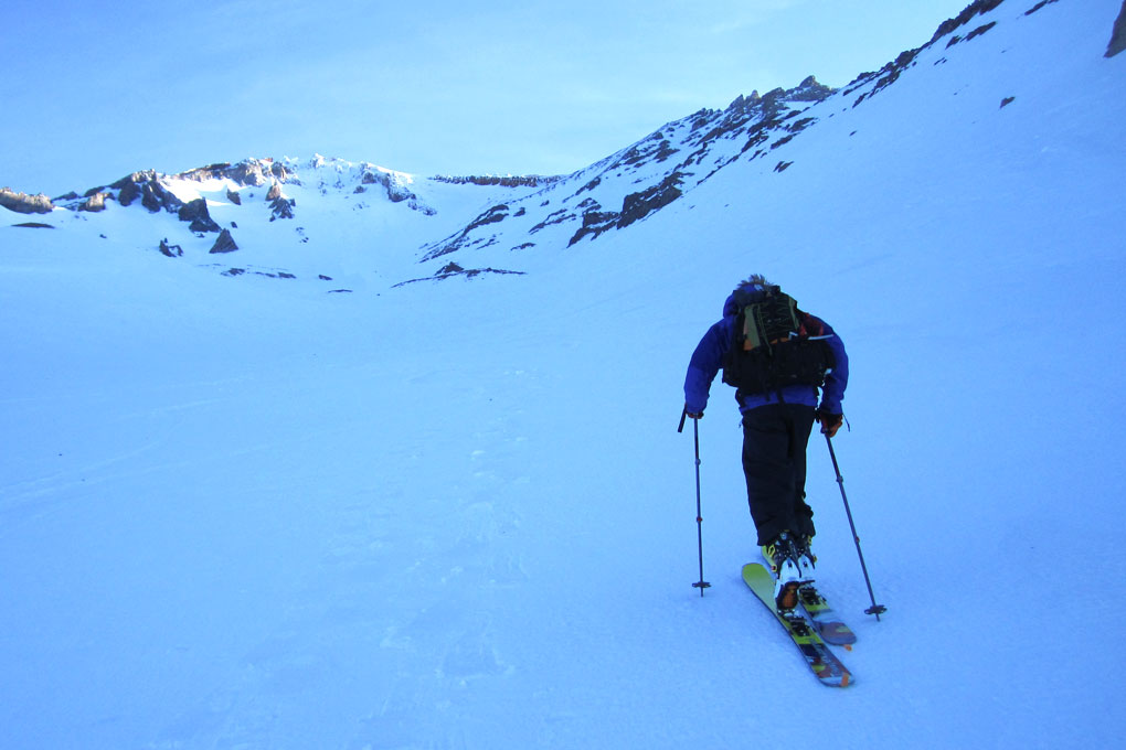 Mt. Shasta, Gore Active Shell Jacket, Blister Gear Review