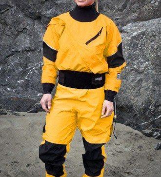 Kokatat Gore-Tex Meridian Women's Dry Suit, Blister Gear Review