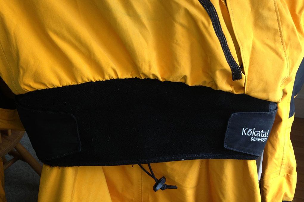Kokatat Gore-Tex Meridian Women's Dry Suit Tunnel, Blister Gear Review