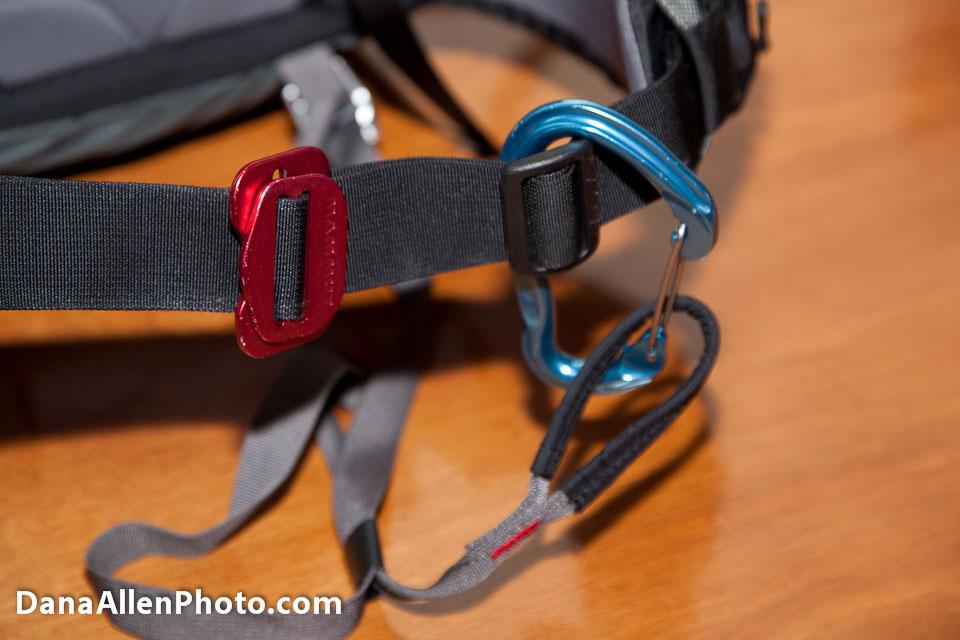 Mammut Pro RAS 35 Harness, Blister Gear Review