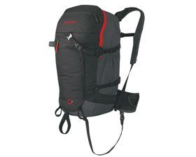 Mammut Pro RAS 35, Blister Gear Review