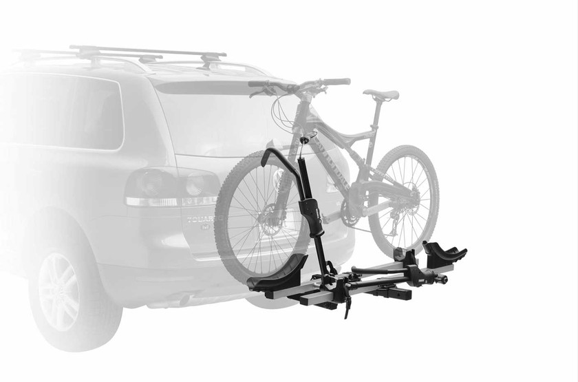 Thule 917XTR T2 Hitch Rack, Blister Gear Review