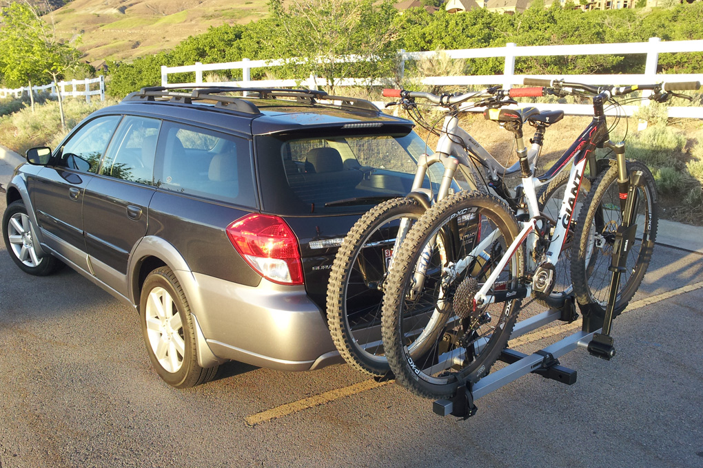 Thule T2, Blister Gear Review