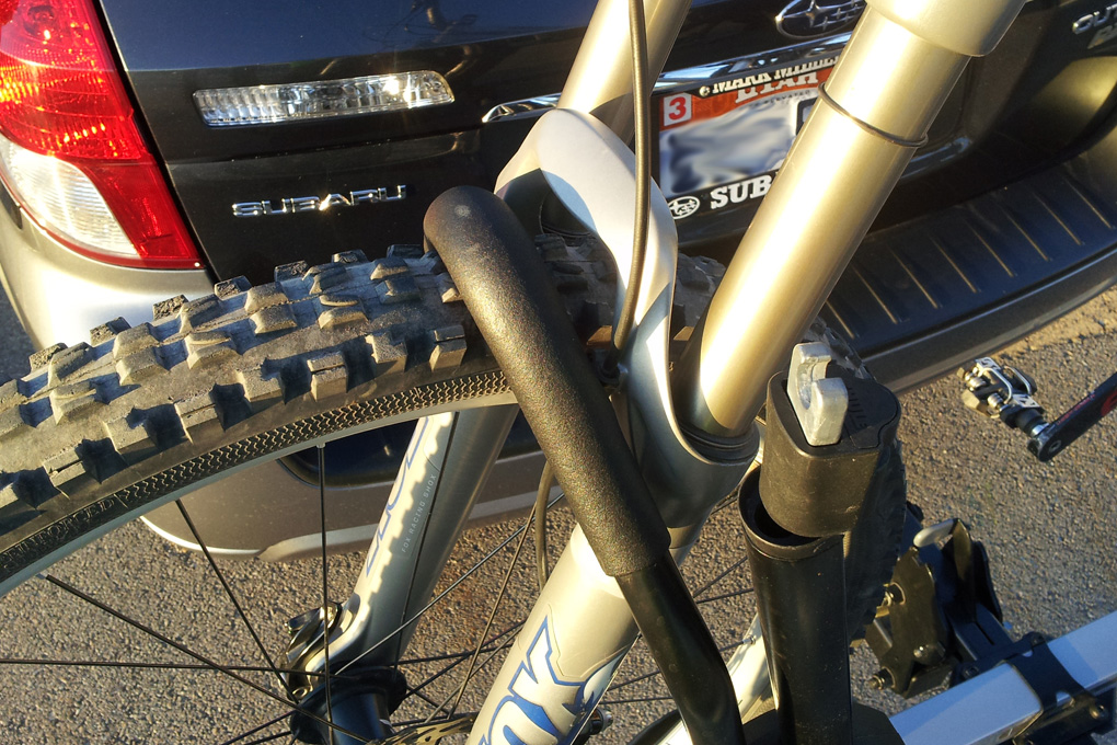Thule 917XTR T2 Connection Poing