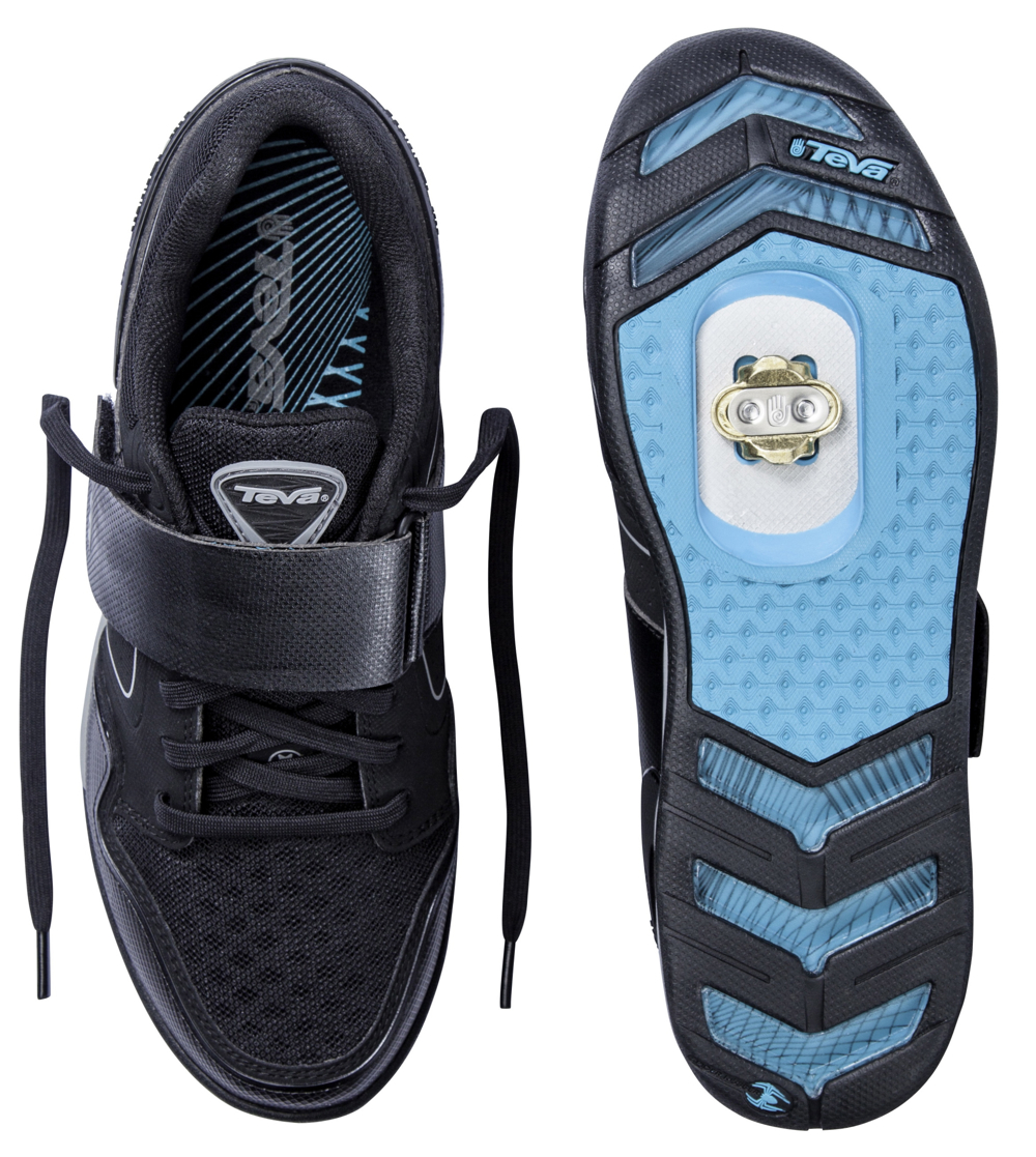 Teva Pivot, upper and sole, Blister Gear Review