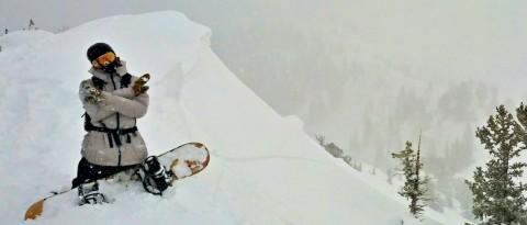 Rossignol Angus snowboard - Slider