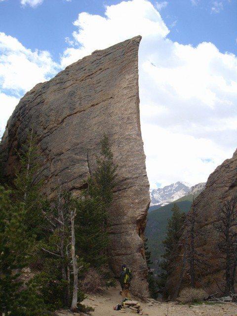 Boulder5, Blister Gear Review.