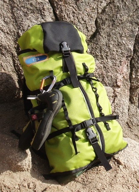 Boulder5 pack, Blister Gear Review.