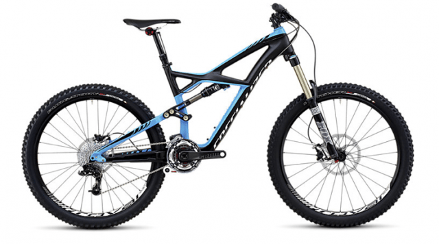 Specialized Enduro Expert, Blister Gear review.