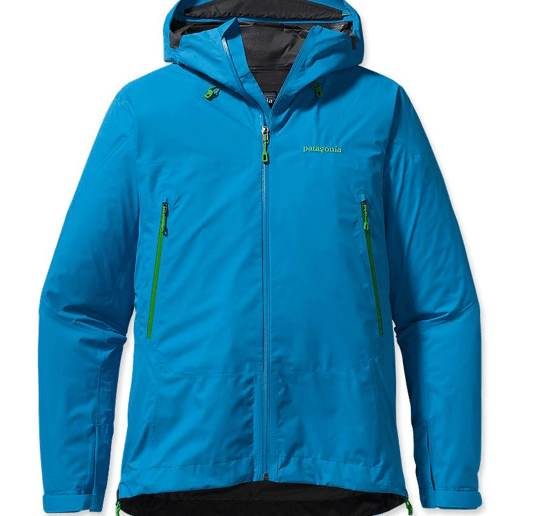 Patagonia Super Cell, Blister Gear Review.