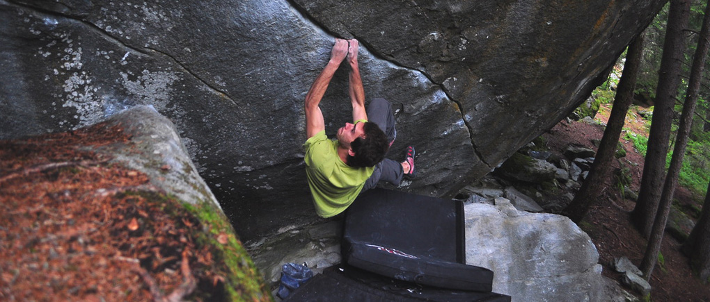 Zach Lerner, Blister Gear Review.