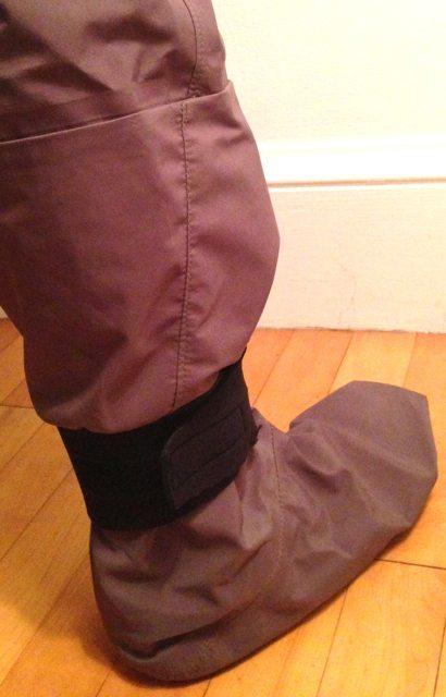 Kokatat dry pants, Blister Gear Review.