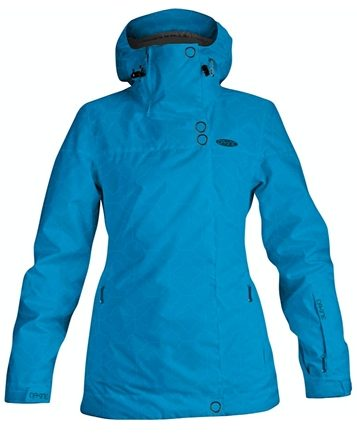 Dakine Kaitlin Jacket, Blister Gear Review.
