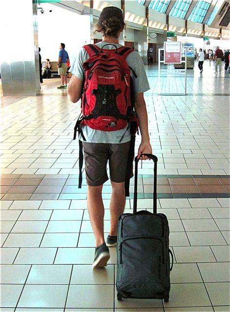 Dakine Carry On Roller