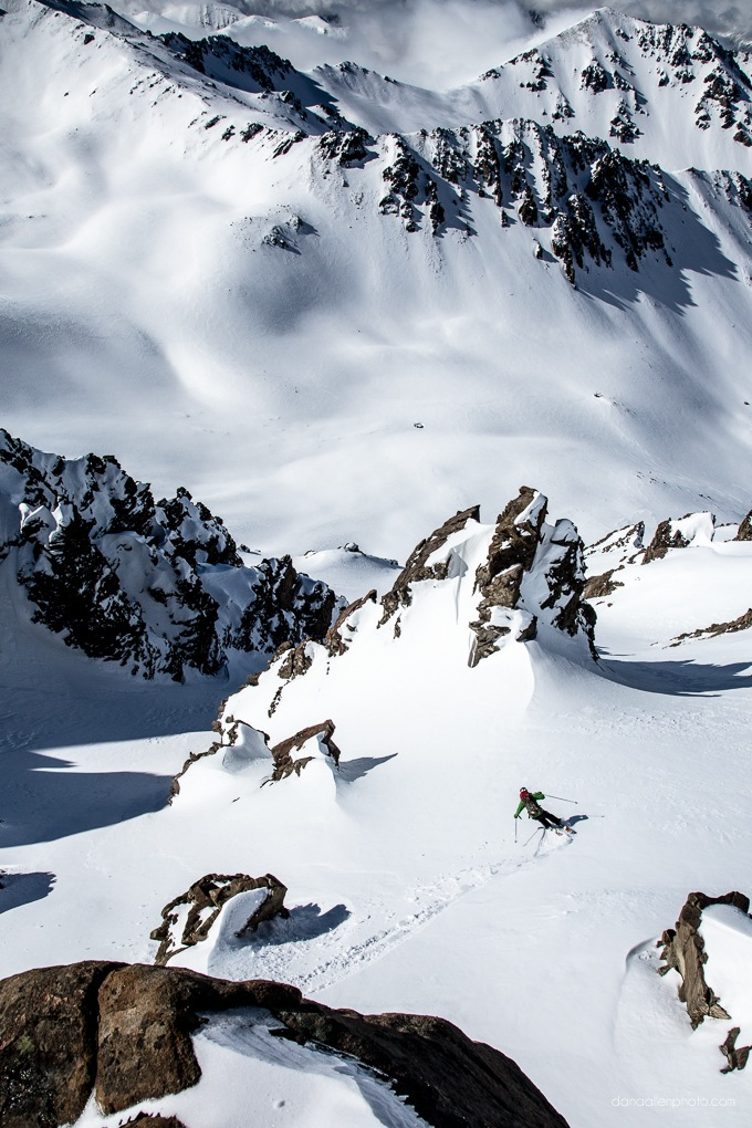 Paul on the Moment Exit World, Mt Hutt Helicopters, Blister Gear Review