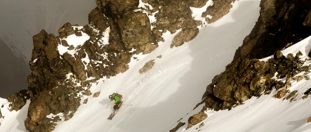 Paul Forward on the Moment Exit World, Blister Gear Review
