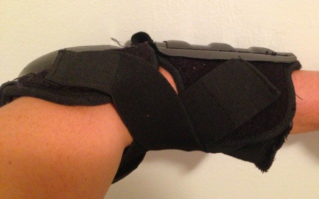Shred Ready Elbow Pads, Blister Gear Review.