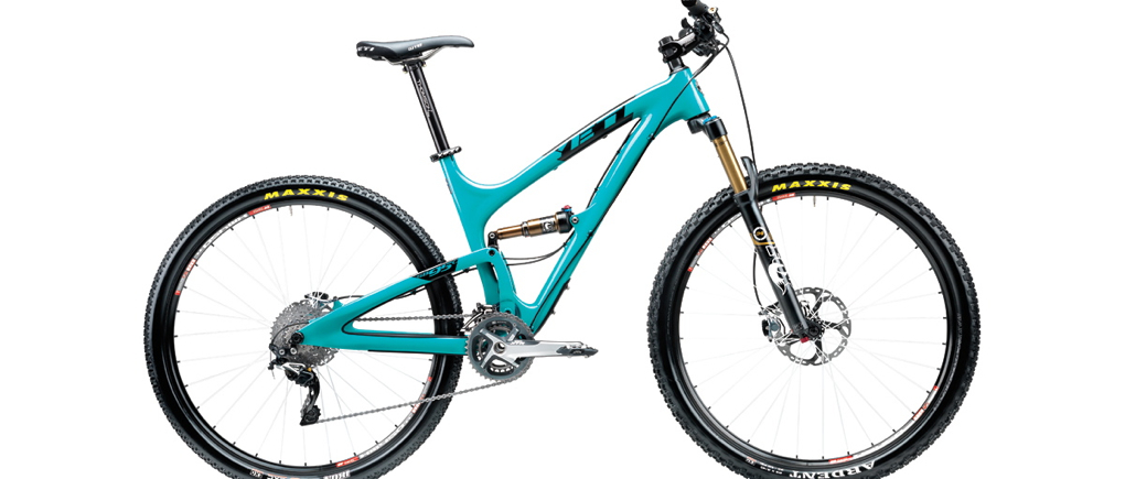 Yeti SB95 carbon, Blister Gear Review.