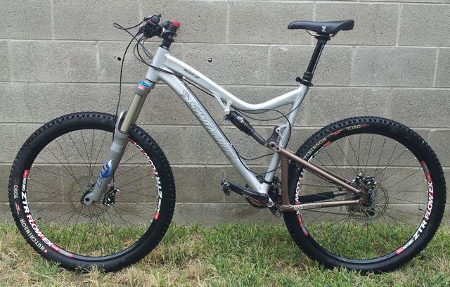 Stan's No Tubes Flow EX, Blister Gear Review.