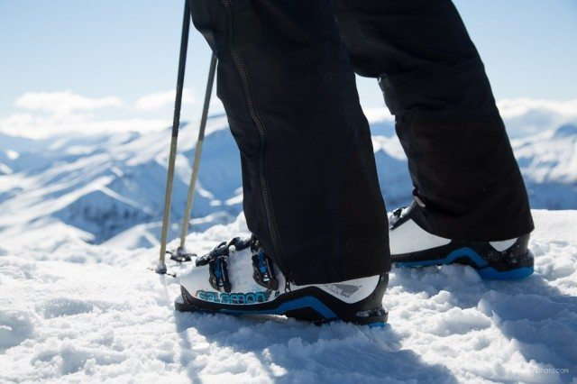 Salomon Quest Max BC AT boot, Blister Gear Review.
