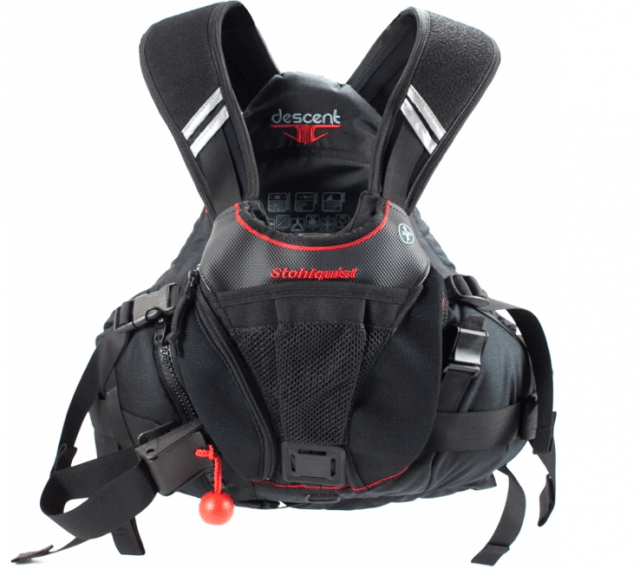 Stohlquist Descent PFD, Blister Gear Review.