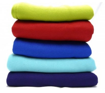 Discovery Trekking towels, stock