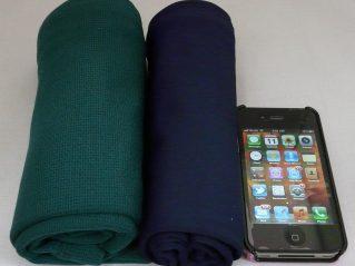Discovery Trekking ultralight towel, Blister gear Review.