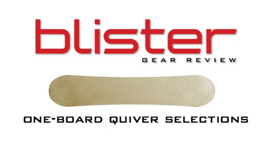 One Board Quiver, Blister Gear Review.
