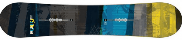 One Board Quiver, Burton Custom, Blister Gear Review.