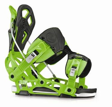 Flow NX2-AT binding, Blister Gear Review.