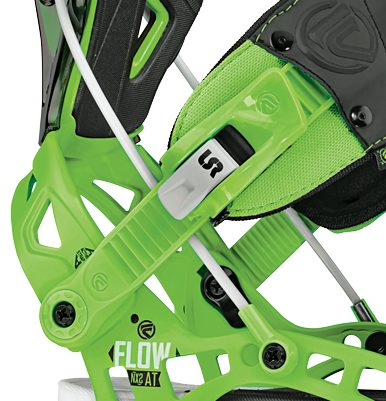 Flow NX2-AT bindings, Blister Gear Review.
