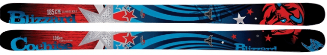 Two SKi Quiver, Blister Gear Review.