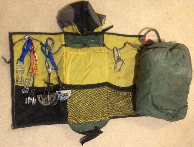 Boulder5 pack, Blister Gear Review.