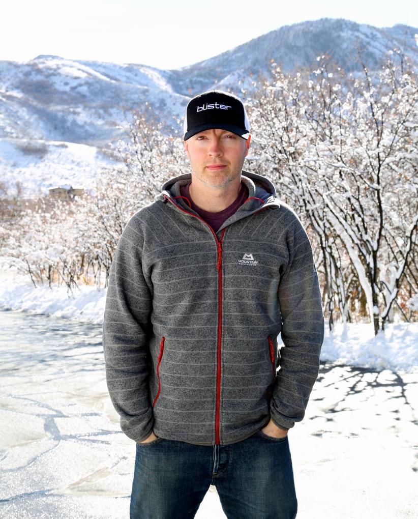 Mountain Equipment Dark Days Hoody, Blister Gear Review
