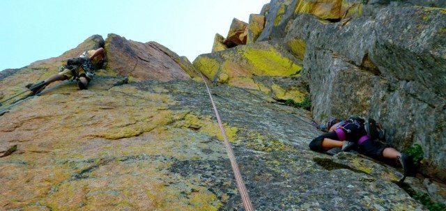 Mammut Nordwand, Blister Gear Review.