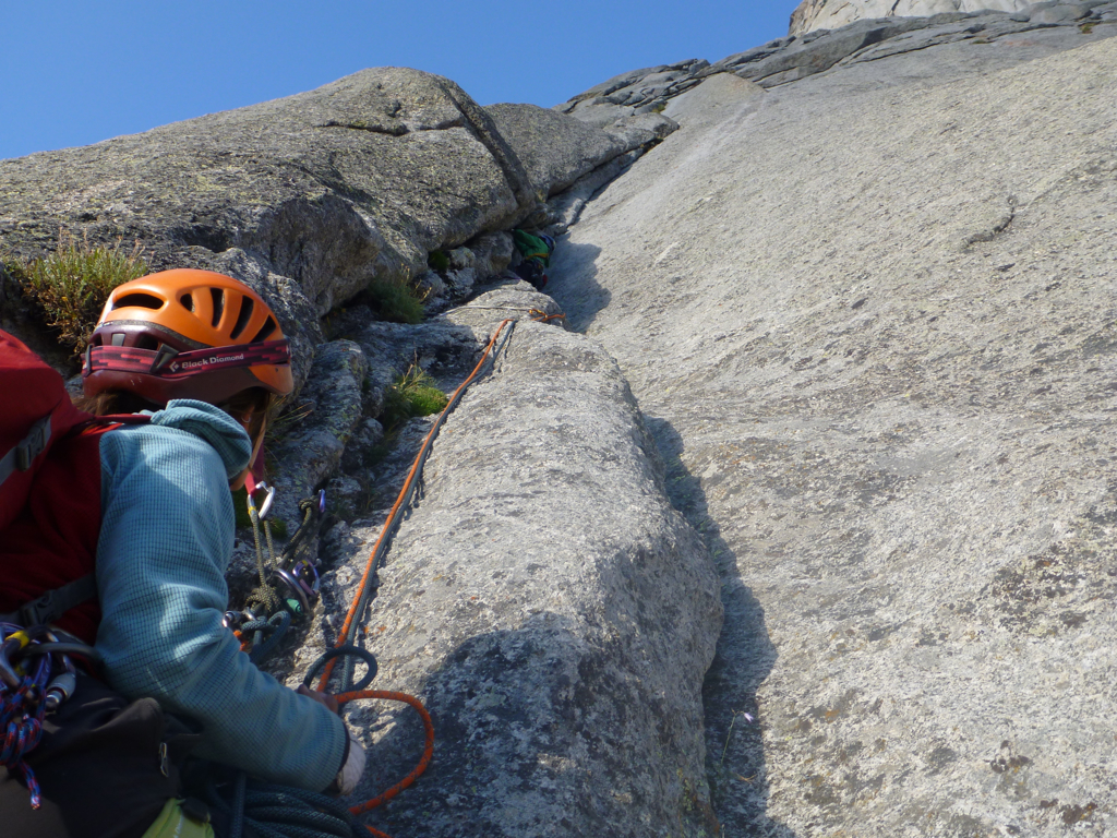 Mammut Nordwand, Blister Gear Review.