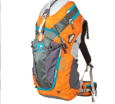 Mile High Mountaineering salute 34, stock