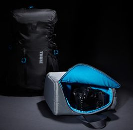 Thule Perspektiv Daypack, Blister Gear Review.